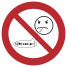 Swearing emoji
